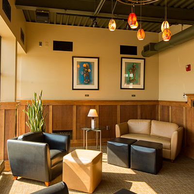 Upstream Legacy North Lounge