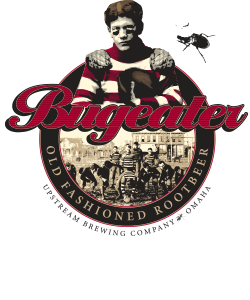 Label for Bugeater Root Beer