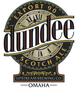 Beer label for Dundee Export Scotch Ale