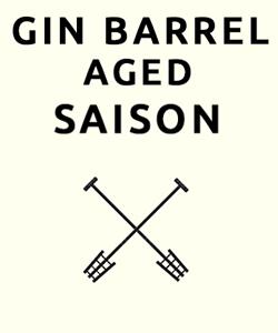 Gin Barrel Aged Saison