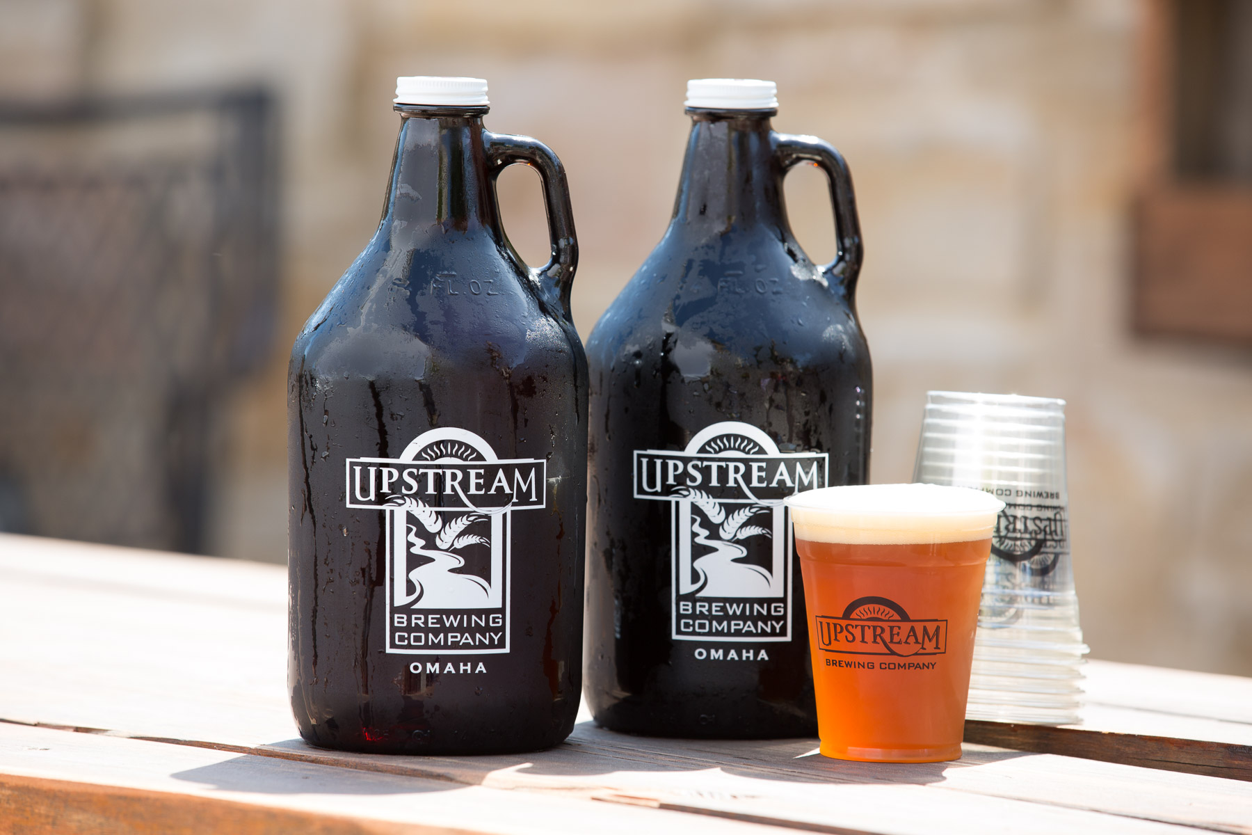 Upstream Growlers